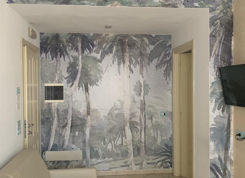 acquarello foresta residence Riccione Veliero