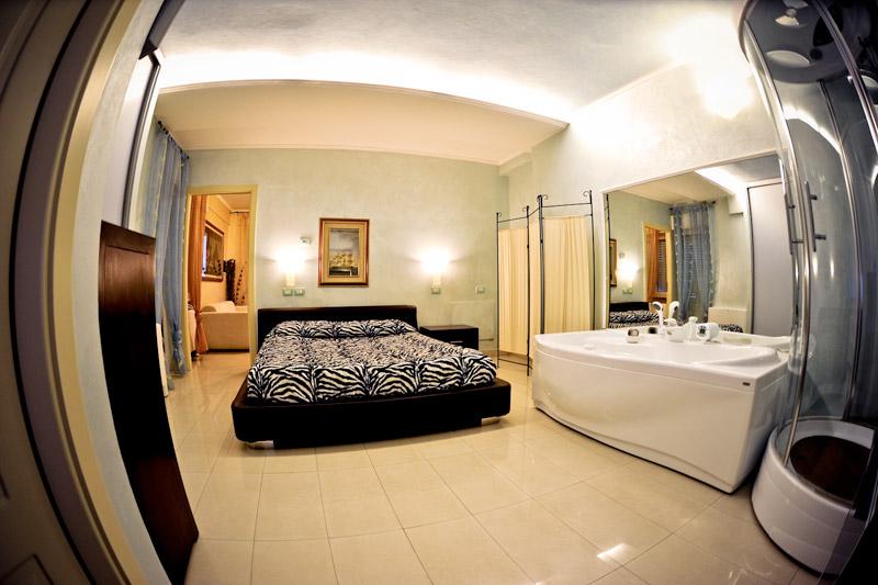 suite di lusso a Riccione