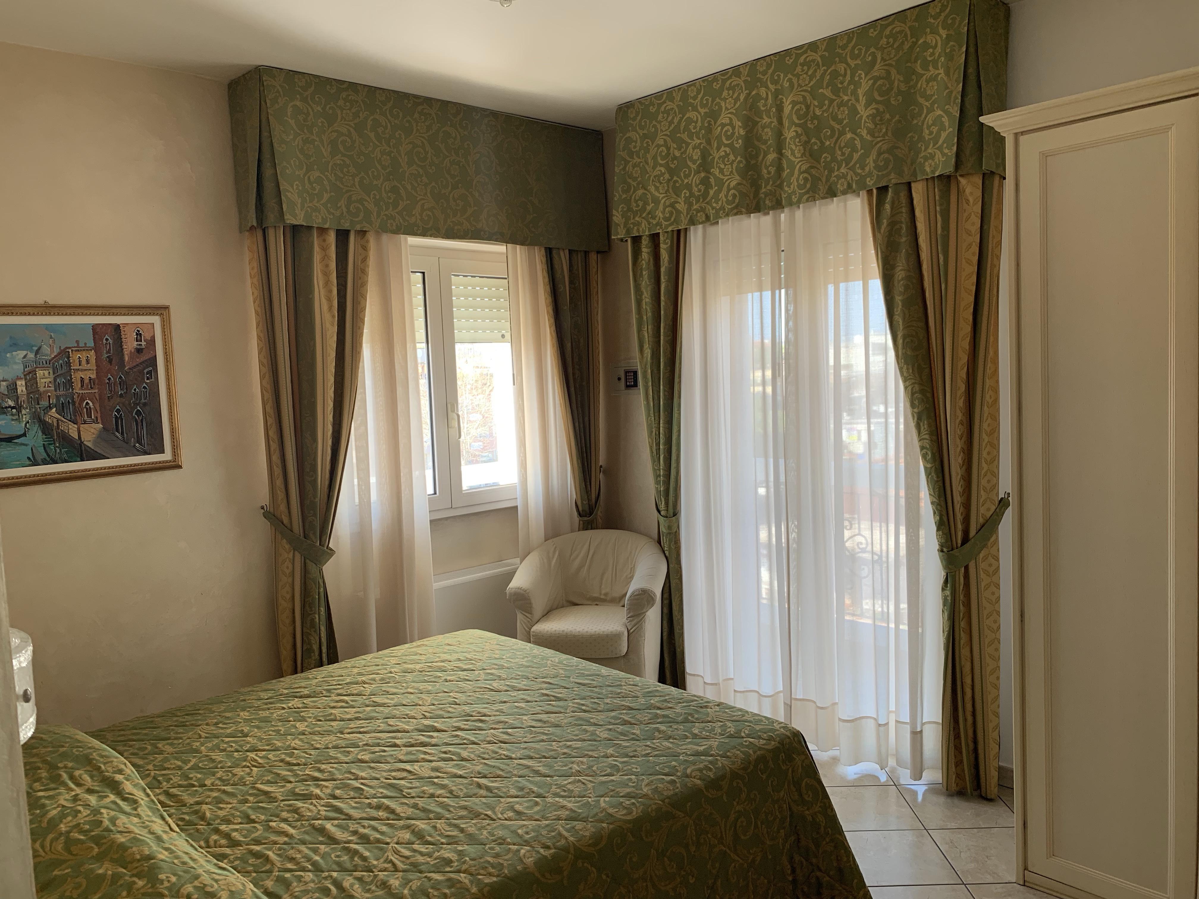 residence Riccione camera perla