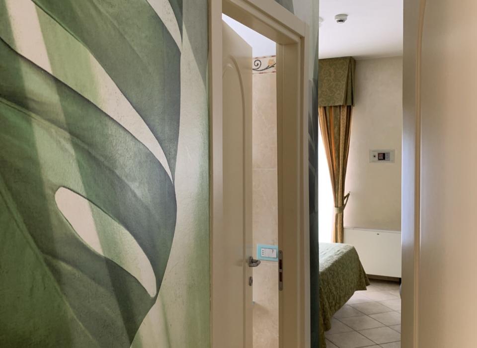 Residence  a Riccione appartamento Perla