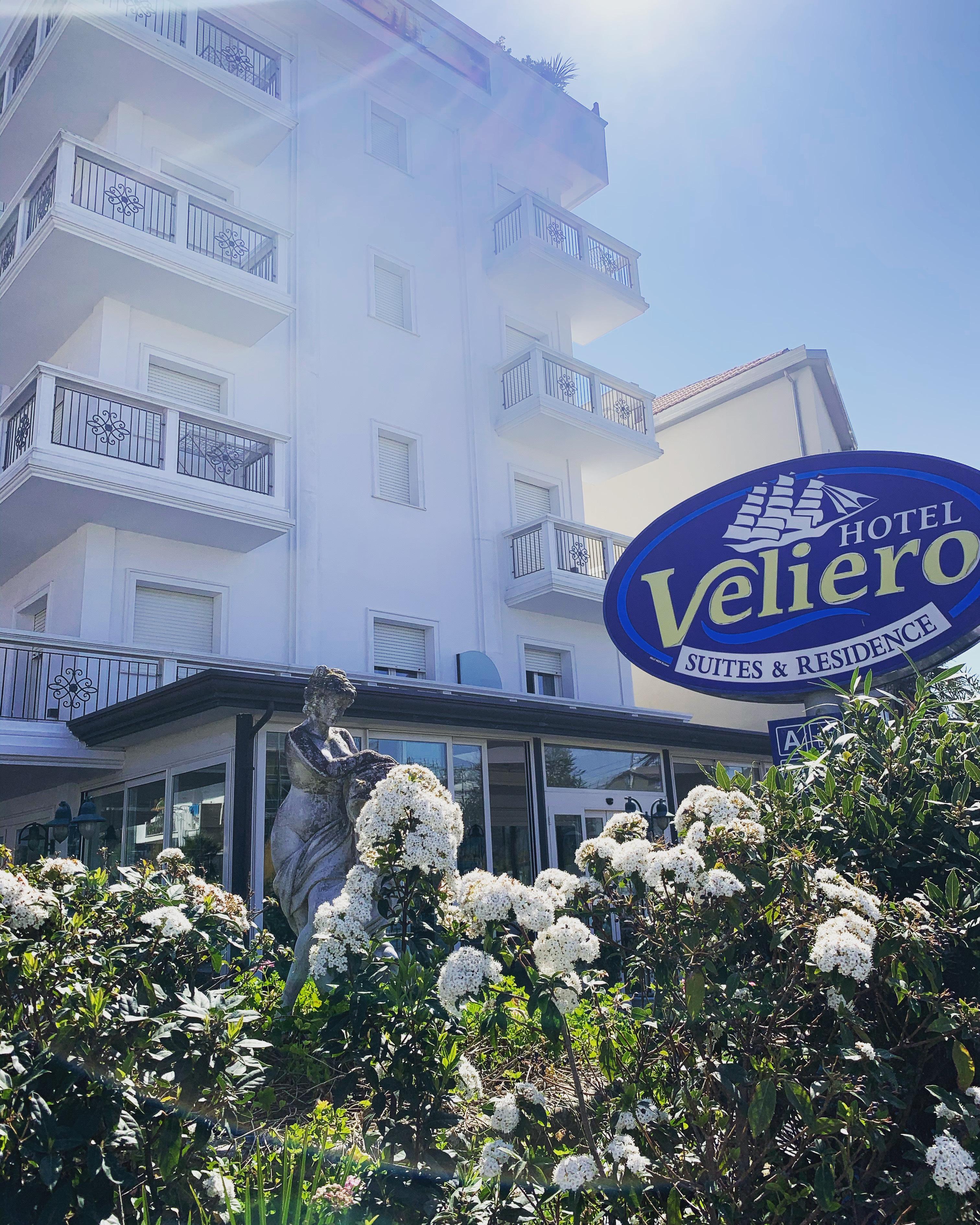 Veliero residence appartamenti al mare a Riccione